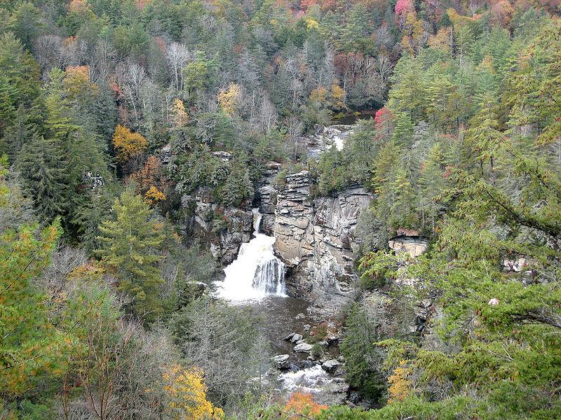 A grand gorge
