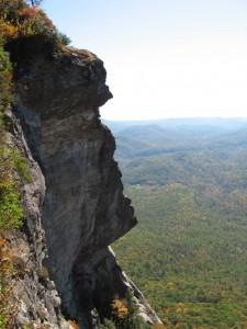Cliffs at Whitesides Mountain - Google Maps, Chris Sanfino photo